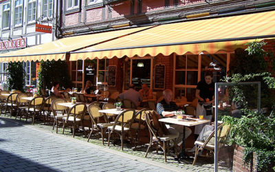 Cafe Burgstraße